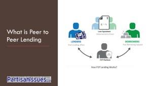 VIDEO: What is Peer to Peer Lending & How Does It Work?