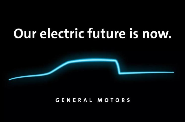 GM commited to EV Trucks
