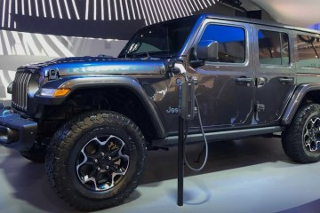 Jeep Wrangler PHEV