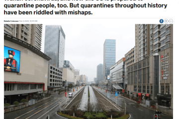 China Lockdown 46 million people in Quarentine - Coronona Virus