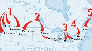 canadas invasion plan for the us