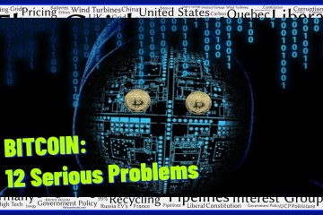 12 serious problems with bitcoin