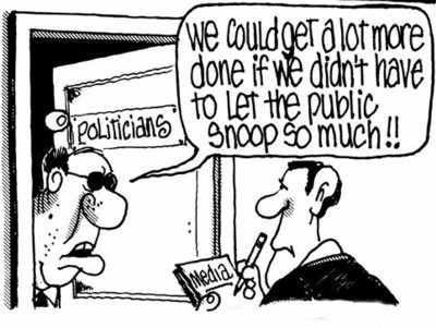 accountable-government-cartoon government without answering to citizens