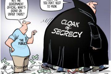 accountable government comic