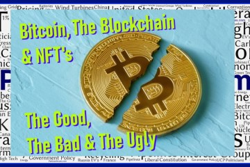 bitcoin blockchain nfts good bad ugly framed sm