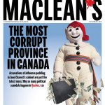 most corrupt provinces in Canada- mcleans