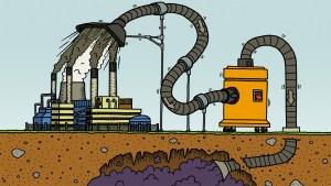carbon caputre and storage explained simply