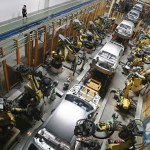 Chinese auto factory line (2)