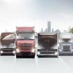 Mercedes daimler-trucks-buses-family-2021