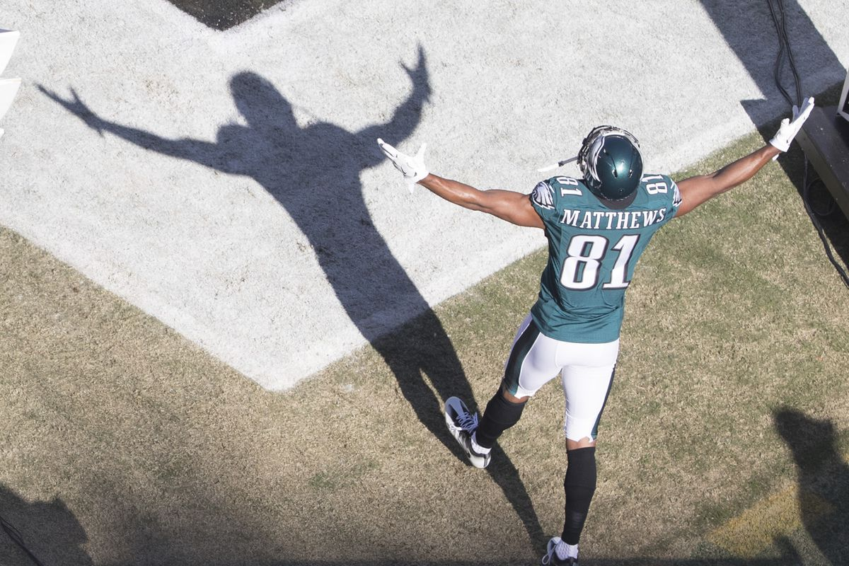 Jordan Matthews Did A lot of Sex in Buffalo Because There Was Nothing Else to Do