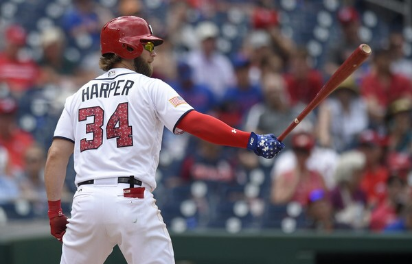 Why Are Philadelphia Athletes Following And Getting Followed Back By Bryce Harper?