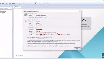 vmware workstation player latest version