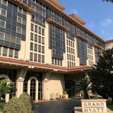 Grand Hyatt Istanbul Review