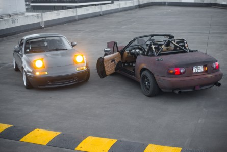 Mad Max über Hamburgs Dächern 2