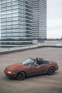 Mad Max über Hamburgs Dächern 3