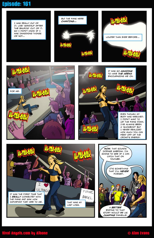 Page 161 – Ultragirl