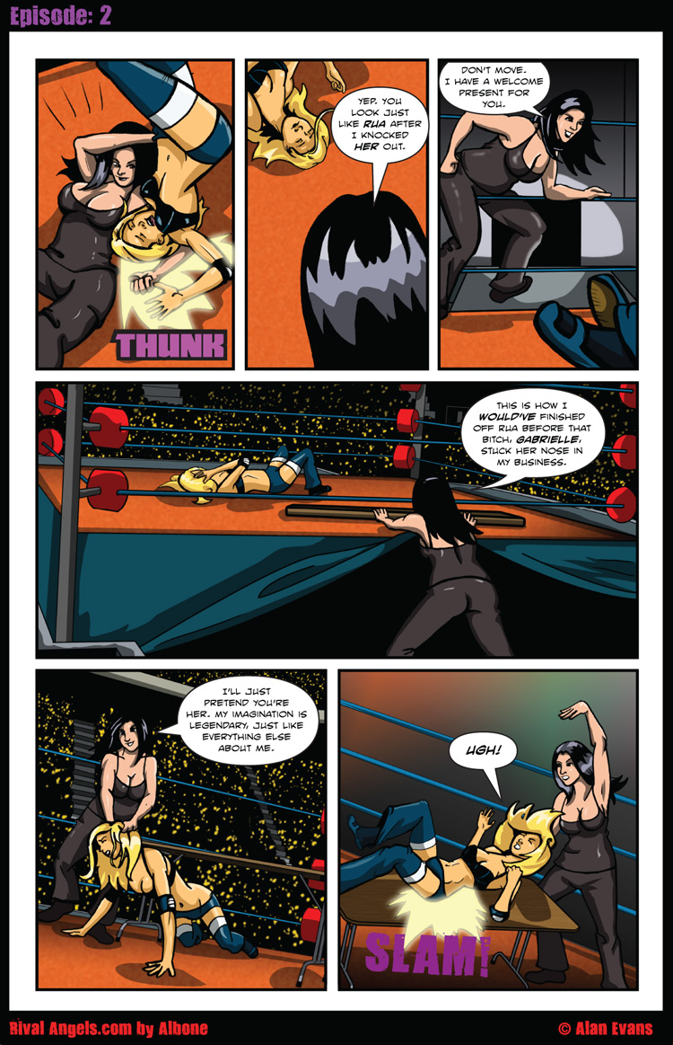 Page 2 – Legendary