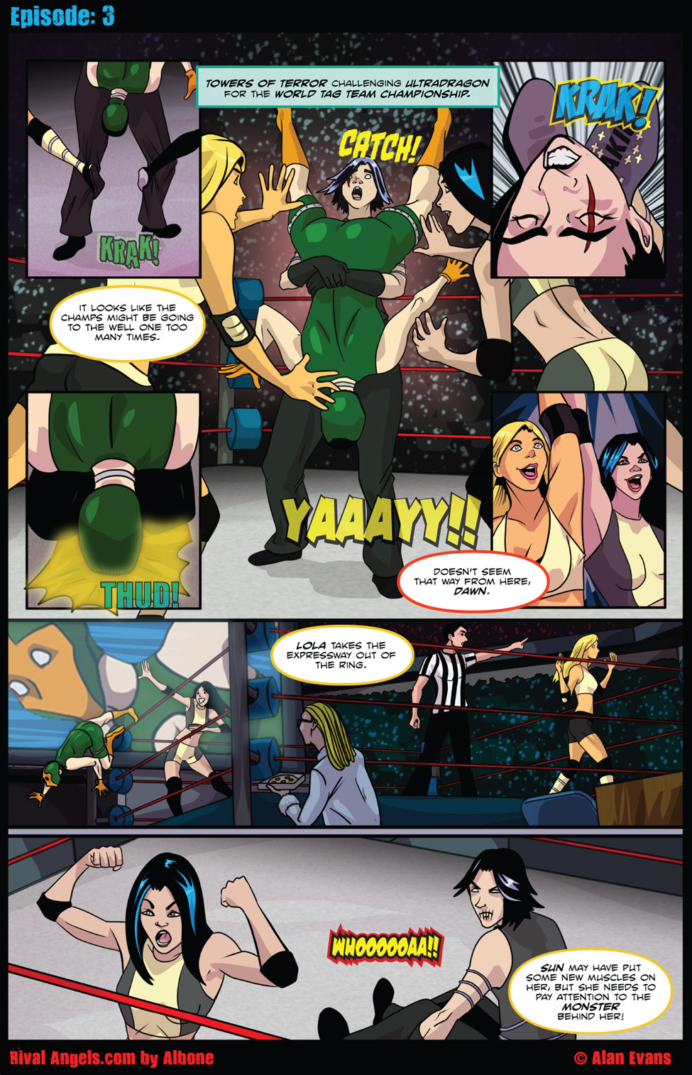 Chapter 07— Page 03-Tag Team Mayhem