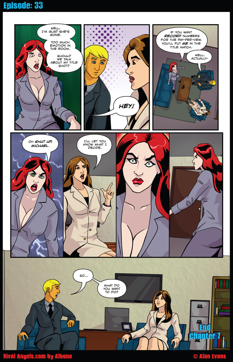Chapter 07— Page 33-Decision Time