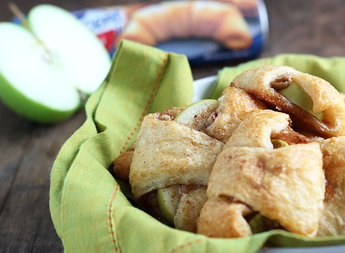 Apple Pie Bites by The Blond Cook