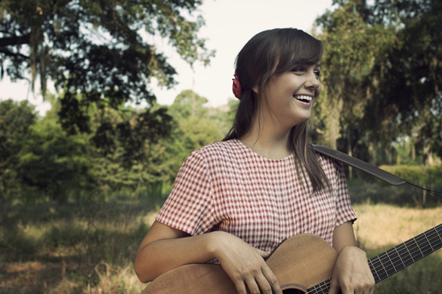 Interview:Emily Hearn-The White Mule April 1