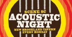 Scene SC Acoustic Night Every Monday