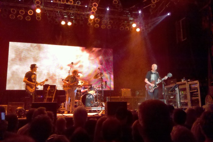 Cameron Comes Alive: Peter Frampton in Myrtle Beach - 7/19