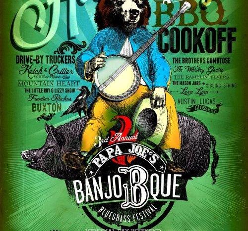 2012 Banjo-B-Que Lineup