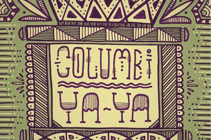Mardi Gras: Columbi-Ya-Ya Style