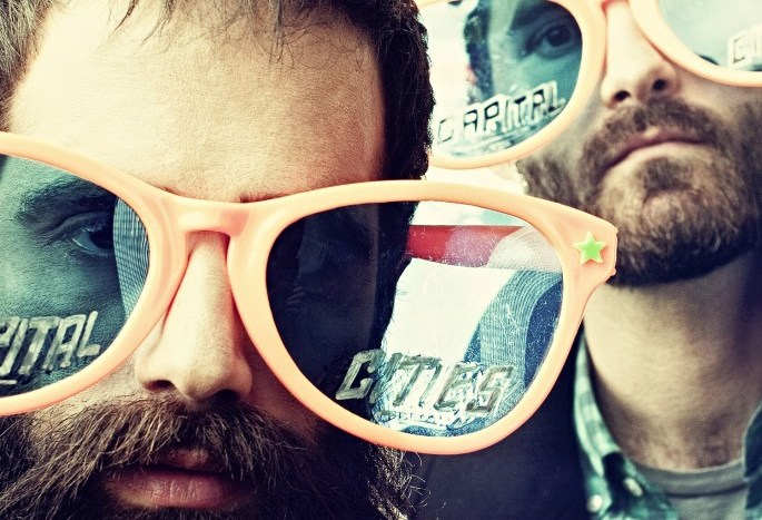 Capital Cities Ticket Giveaway