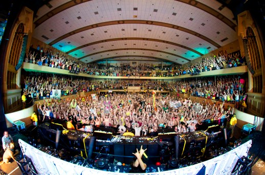 Bassnectar Family Photo via Bassnectar.net