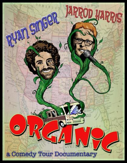 Organic Tour Poster