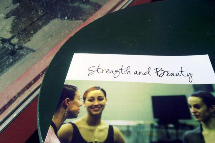 Bookin' & Strength and Beauty at Indie Grits