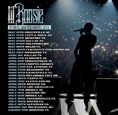 Lil' Boosie's Tour Features Multiple South Carolina Dates