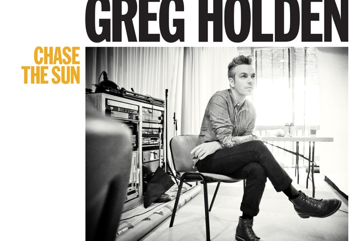 Greg Holden Visits Charleston with New Album 'Chase the Sun'