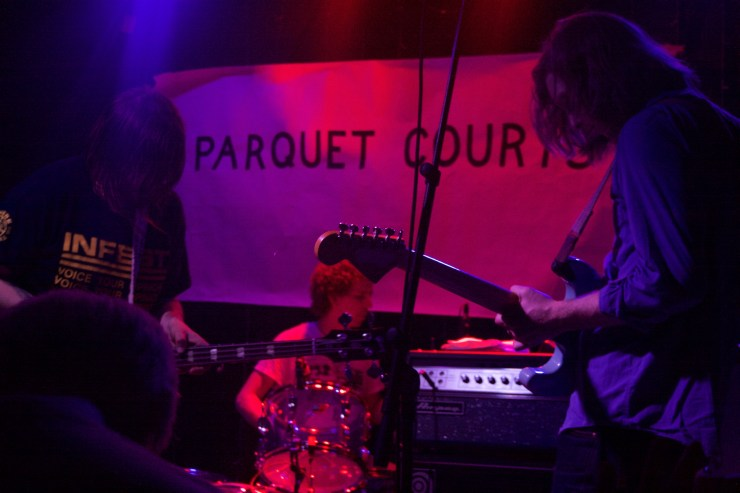 Show Review: Parquet Courts and B Boys at The Mothlight