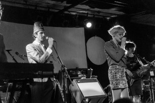 Ruby the Rabbitfoot at The 40 Watt Club, 2 Sep 2016
