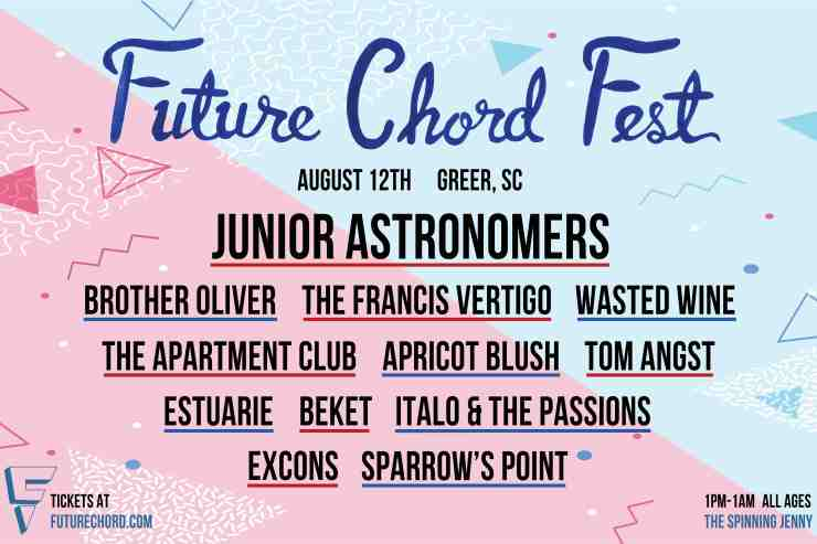 Future Chord Fest Returns to The Spinning Jenny