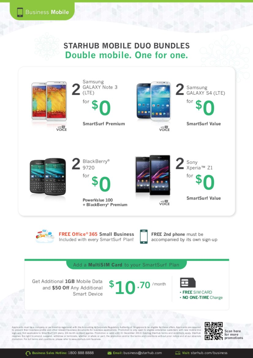 SITEX 2013 - StarHub - Business - Page4