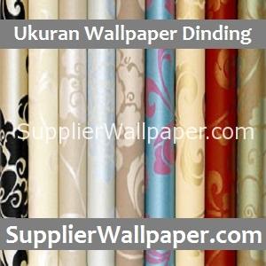 Ukuran Wallpaper Dinding