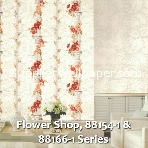 Flower Shop, 88154-1 & 88166-1 Series