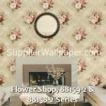 Wallpaper Flower Shop