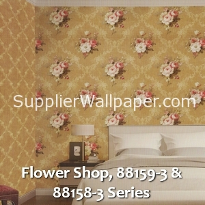 Flower Shop, 88159-3 & 88158-3 Series