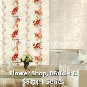 Flower Shop, 88166-1 & 88154-1 Series