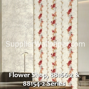 Flower Shop, 88166-2 & 88154-2 Series