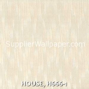 HOUSE, H666-1