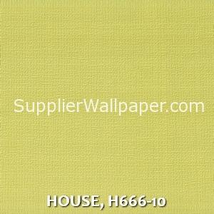 HOUSE, H666-10