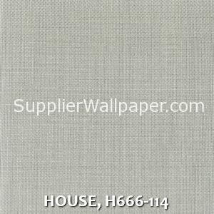 HOUSE, H666-114