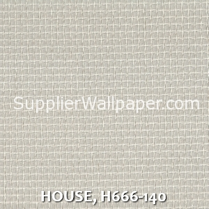 HOUSE, H666-140