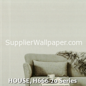 HOUSE, H666-20 Series